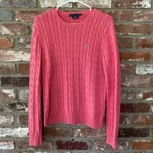 Women's large sweater.